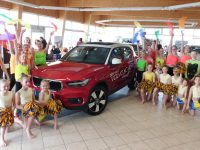 Vorstellung des neuen Ford EcoSport und Volvo XC40